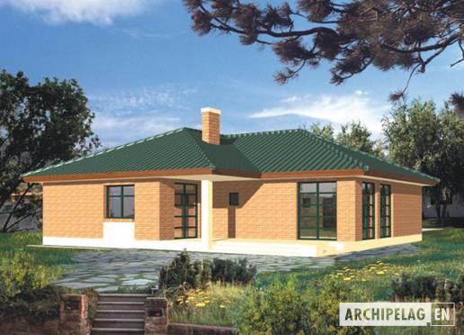House plan - Michelin G1