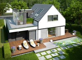 Проекты домов: Новые
