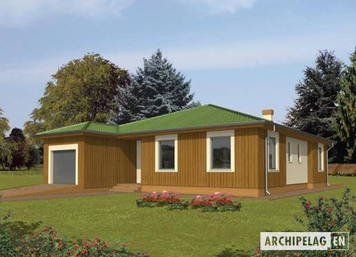 House plan - Janka