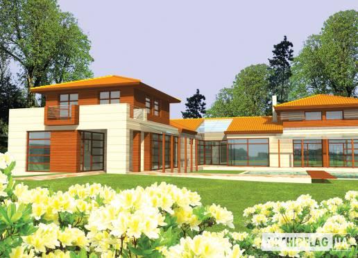 Проект будинку - Денис (Г3)