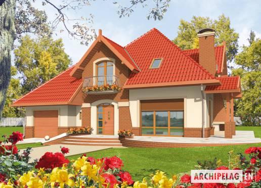 House plan - Izolda G1