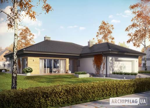 Проект будинку - Домінік (Г2, версія А)