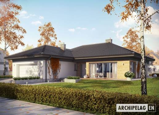 House plan - Dominic G2 A