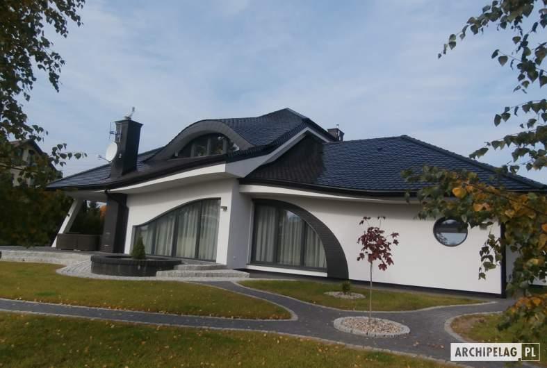 Projekt domu Wacław G2 - realizacja