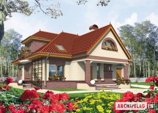 House plan - Livia G1
