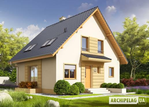 Проект будинку - Адріана
