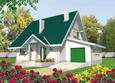 Projekt domu: Hanka (s garáží)