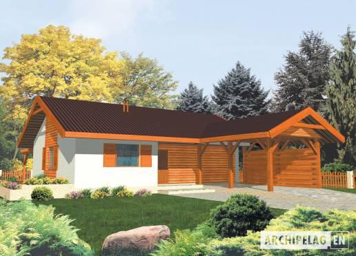 House plan - Grane