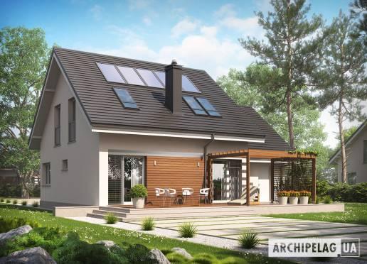 Проект будинку - Леося (Г1) *