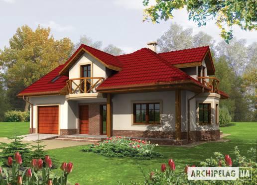 Проект будинку - Рене (Г1)