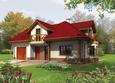Projekt domu: Rene G1
