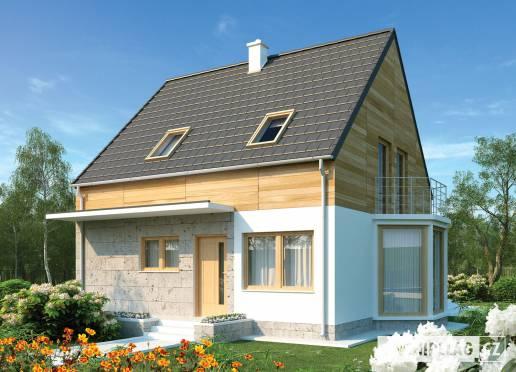 Projekt rodinného domu - Apolena
