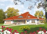 Projekt rodinného domu: Gustav