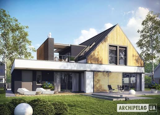 Проект дома - Нео ІІ (Г1)