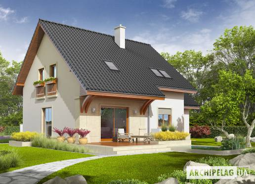 Проект будинку - Юрік (Г1)