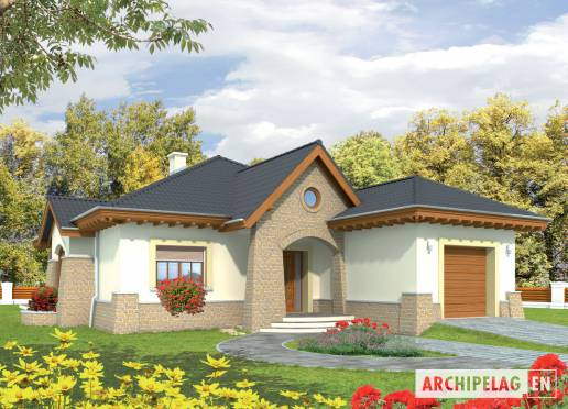 House plan - Mike G1