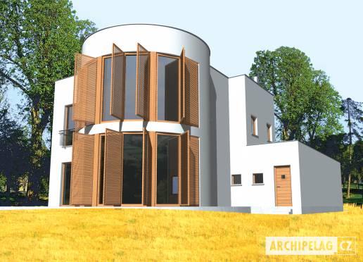 Projekt rodinného domu - Maxmilián II
