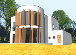 Проект дома: Максимилиан II