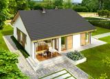 Projekt rodinného domu: Rafael III G1