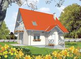 Projekt rodinného domu: Česlava II