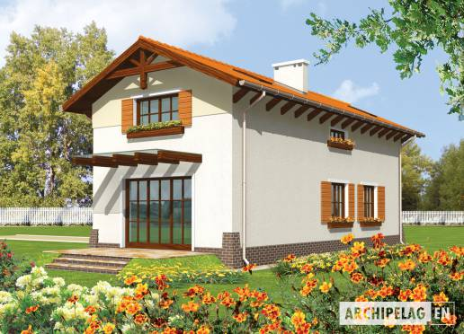 House plan - Antalya I