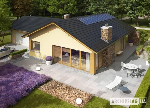 Проект будинку - Індія (Г2, версія Б)