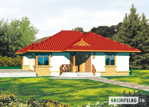 House plan - Veronika