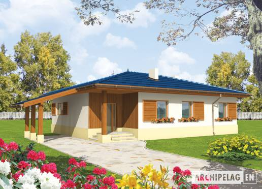 House plan - Anell