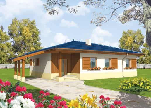 Mājas projekts - Anielka