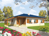 House plan: Anell