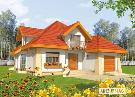 House plan - Athena G1