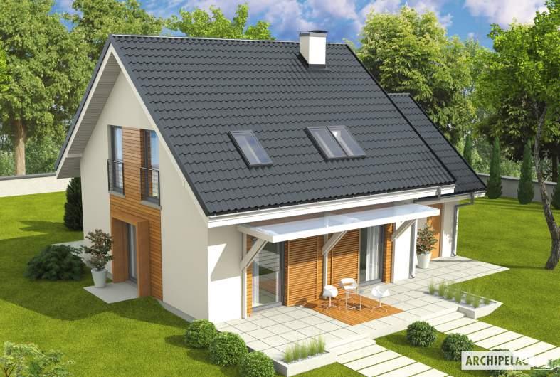 Projekt domu Morena II G1 -