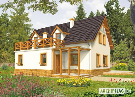 House plan - Ty