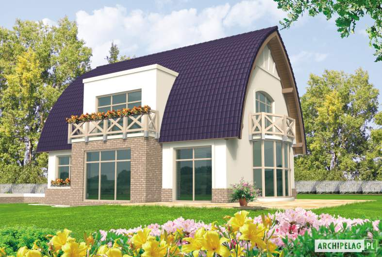 Projekt domu Tomek G1 -