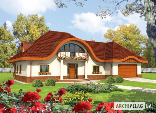 Проект будинку - Інка (Г2)