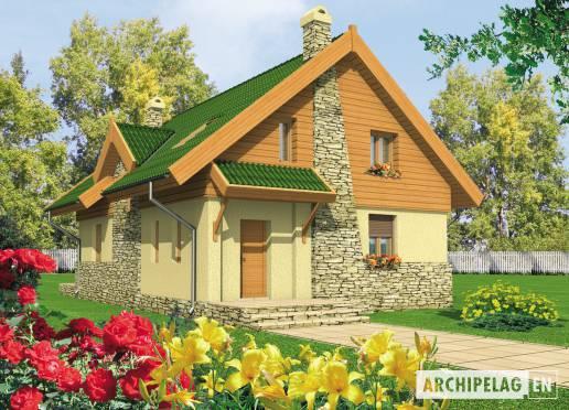House plan - Aldona