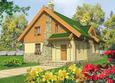 Projekt domu: Aldona