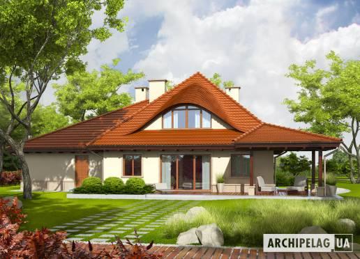 Проект будинку - Петра ІІ (Г2)