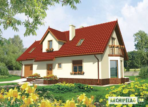 Проект будинку - Меггі (Г1)