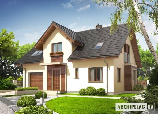 Проект будинку - Арізона ІІ (Г1)