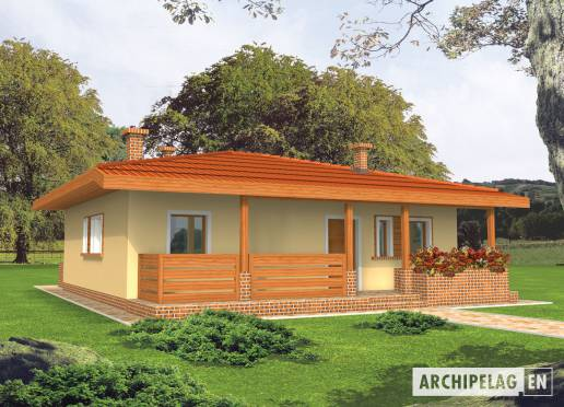 House plan - Nataly