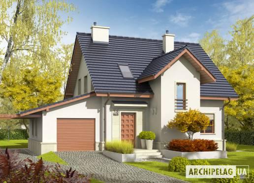 Проект будинку - Себастьян (Г1) *