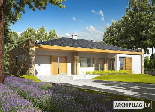 Проект будинку - Марлон IV (Г1)