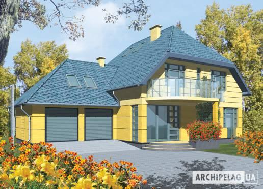 Проект будинку - Філіпінка (Г2)