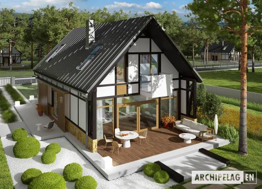 House plan - EX 15 Soft