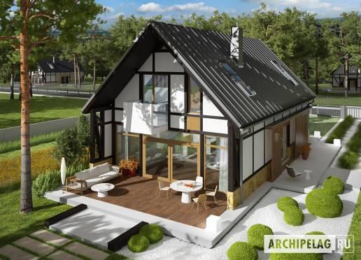 ДАРИМ СКИДКИ на проекты домов  - Экси 15