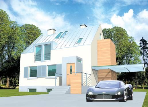 Mājas projekts - Tadek