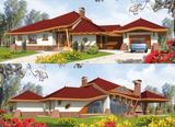 Projekt rodinného domu: Jindřich
