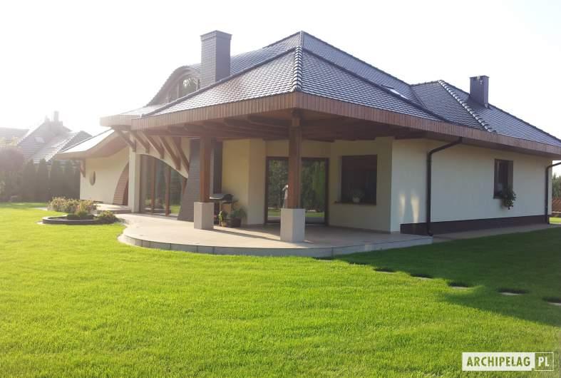 Projekt domu Henryk G1 - realizacja