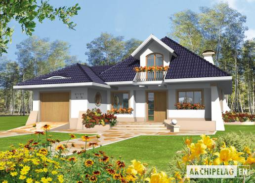 House plan - Milena II G1